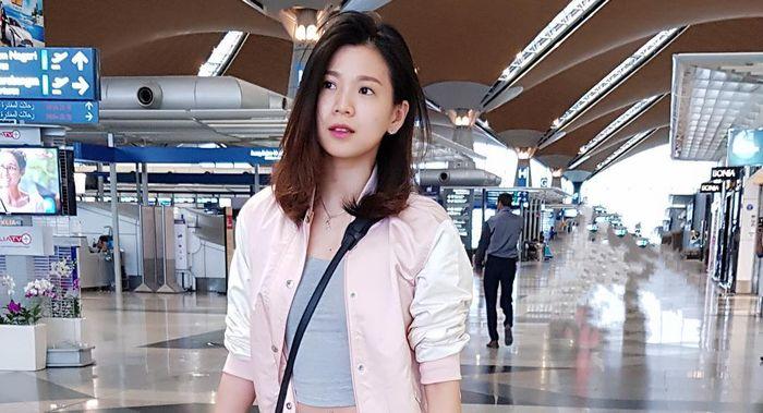 ganda campuran Malaysia, Goh Liu Ying