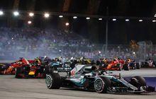 Lewis Hamiton Menang F1 Singapura, Titel Juara Dunia Di Depan Mata