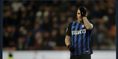 Banting Harga, Inter Milan Akan Lepas Icardi Seharga Rp804 Miliar