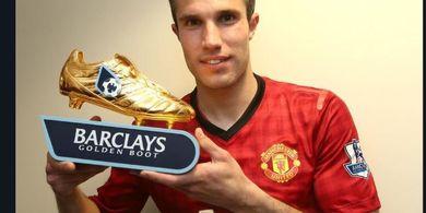 Sebut Jagoannya di Ballon d'Or, Robin van Persie tak Sebut Nama Messi dan Ronaldo