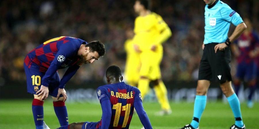 Jika Lionel Messi Cabut, Si Bocah Nakal Akan Bersinar di Barcelona