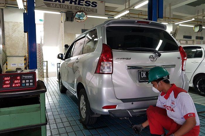 Bersama Pertamina, Auto2000 wilayah Bali adakan program uji emisi gratis