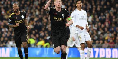 Kemenangan Man City Atas Madrid Menunjukkan Betapa Kuat Liga Inggris