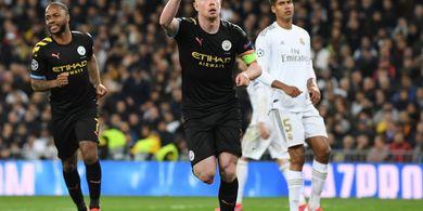 Kabar Buruk bagi Pep Guardiola, Kevin De Bruyne Harus Menepi dari Skuad Man City 1,5 Bulan