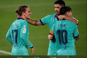 Relakan Gelar untuk Real Madrid, Barcelona Harus Introspeksi Diri!