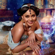3 Seleb yang Bergaya Bak Putri Disney, Aurel Hermansyah Mirip Banget Princess Jasmine