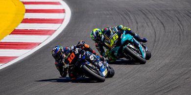 MotoGP Portugal 2021 Selesai, Pak Guru Valentino Rossi Bagikan Rapor untuk Murid-muridnya