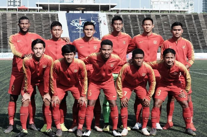 Head To Head Timnas U 22 Indonesia Vs Vietnam Garuda Musti Waspada