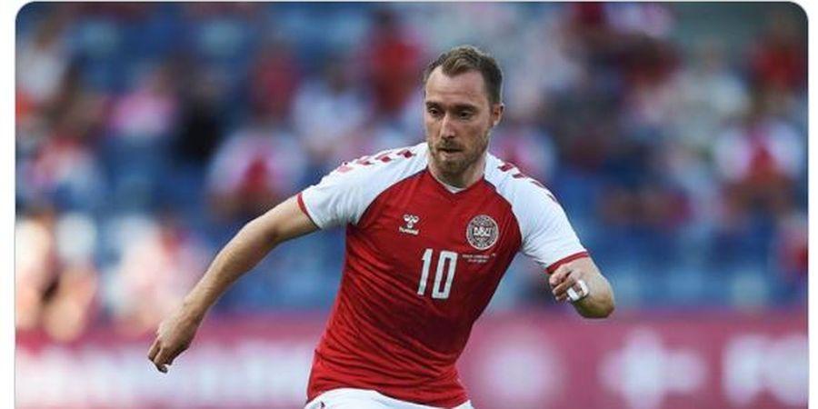 Ada Andil Christian Eriksen dalam Kesuksesan Denmark Lolos ke 16 Besar Euro 2020