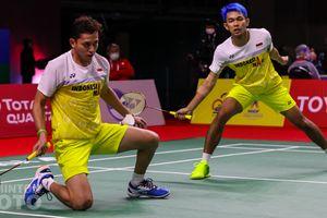 Link Live Streaming Thailand Open 2021 - Duo FajRi Main Awal, Mulai Pukul 09.00 WIB