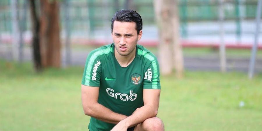 Persija Tertarik Gaet Ezra Walian untuk Hadapi Liga 1 2019