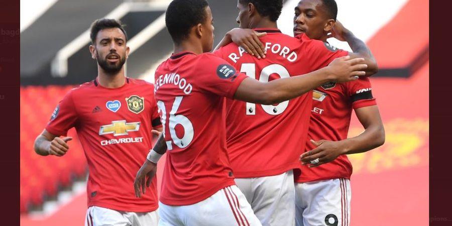 Pertahanan Buruk, Jangan Harap Manchester United Bisa Saingi Liverpool