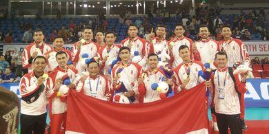 Kejayaan Tim Voli Putra di SEA Games 2019 Bersama Li Qiujiang Hampir Tak Terjadi