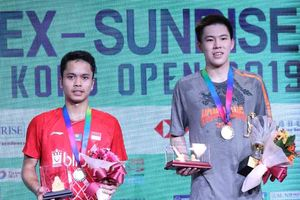 Final Hong Kong Open 2019 - Menilik Keputusan Kontroversial Wasit dalam Laga Anthony Ginting Vs Lee Cheuk Yiu