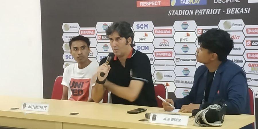Teco Puji Andritany Ardhiyasa Usai Bali United Disingkirkan Persija