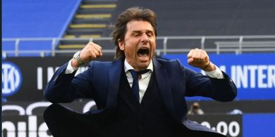 Inter Milan Scudetto, Ini Dampak Positif Antonio Conte di Mata Eks Bomber Rival Sekota