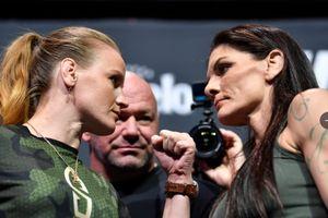 UFC 266 - Mau Rebut Sabuk Juara Valentina Shevchenko? Kekuatan Manusia Super Dibutuhkan