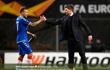 Hasil Liga Europa, Steven Gerrard Bawa Rangers Singkirkan Finalis 2011
