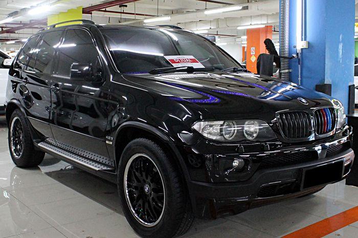 BMW X5 stoknya tak banyak di pasaran mobkas