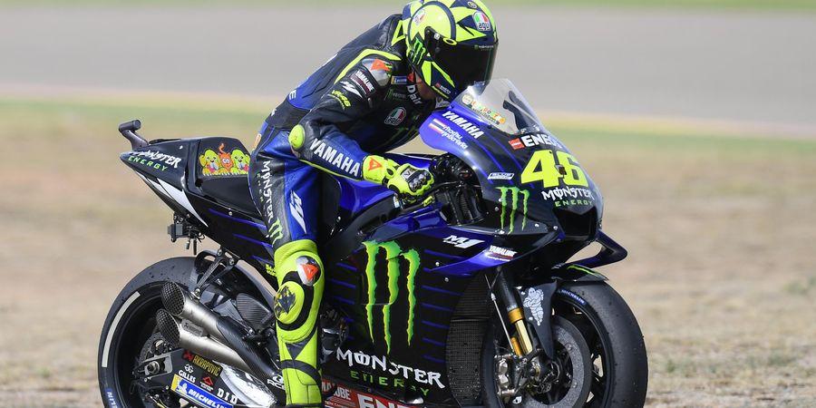 Tes Pramusim MotoGP 2020 - Walau Motor Oke, Kelemahan Ini Bikin Valentino Rossi Meradang