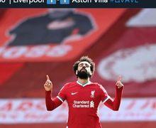 Man United Vs Liverpool - Target Mo Salah Pecahkan Rekor Tua 1 Abad!