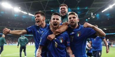 Final EURO 2020 - Lawan Inggris, Italia Cuma Fokus Bermain dan Bersenang-senang