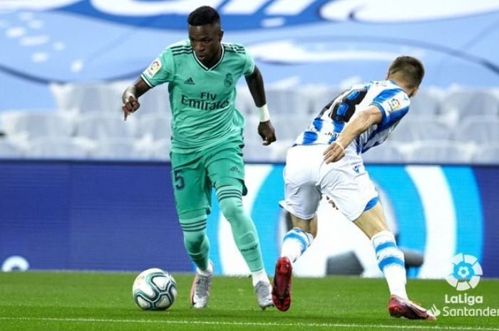 Hasil Babak I Real Madrid Masih Mandek Di Kandang Real Sociedad Bolasport Com