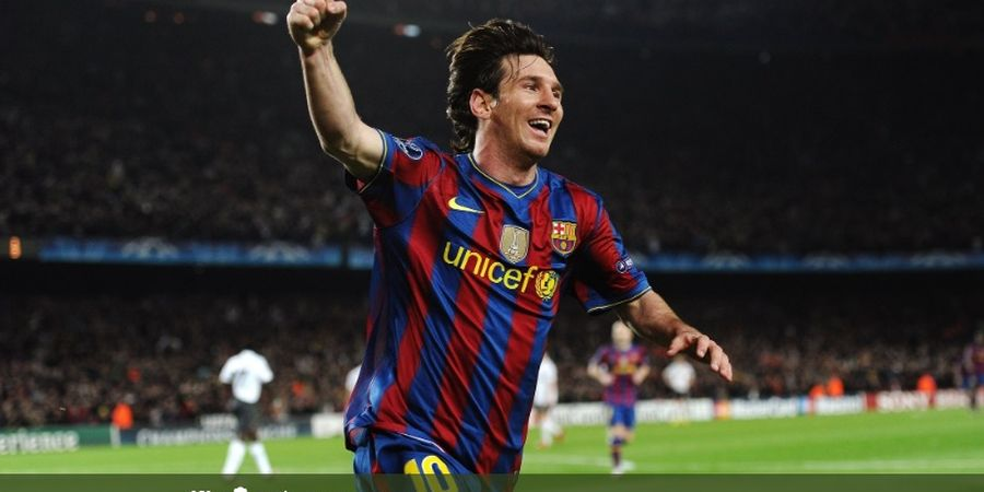 Lionel Messi dan Barcelona adalah Satu Kesatuan yang Tak Terpisahkan