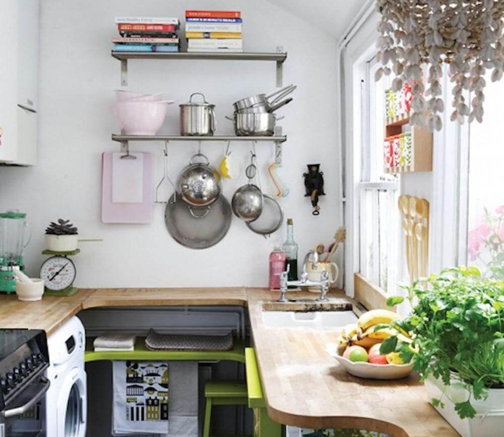 5 Inspirasi Desain Dapur Mungil, Memasak Pun Jadi Lebih Nyaman