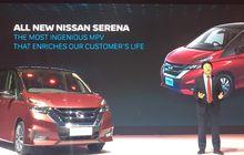 All New Nissan Serena Meluncur Hari Ini, MPV Dengan Sentuhan Dua Warna