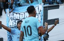 dua gol alex dos santos bawa persela lamongan ungguli bali united