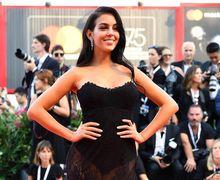 Pakai Baju Ketat, Georgina Rodriguez Sengaja Perlihatkan Kehamilannya yang Kedua?