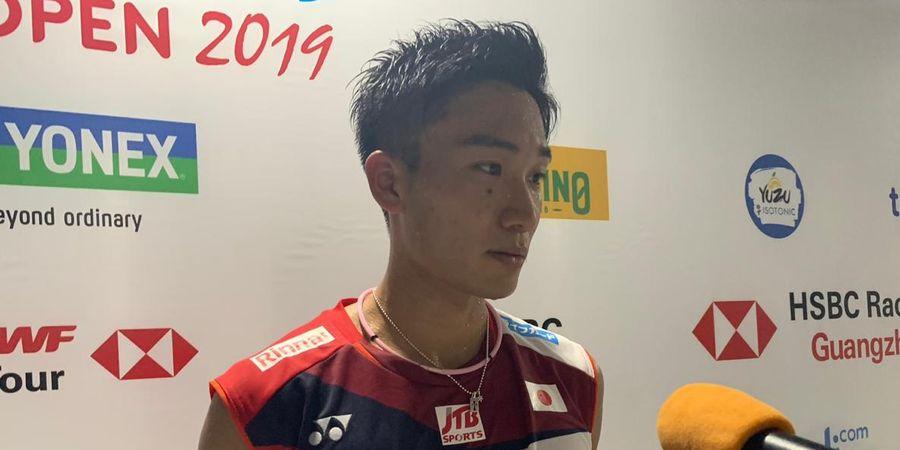 Samai Rekor Lee Chong Wei, Ini Rapor Mentereng Kento Momota di Final