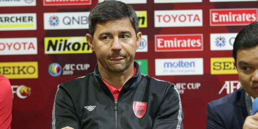Darije Kalezic Apresiasi Andil Suporter PSM Makassar dalam Kemenangan atas Home United