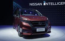 Perbedaan Fitur Interior dan Eksterior All New Nissan Serena HWS dan X