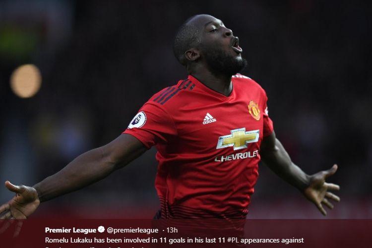 Demi Perbaiki Karier, Romelu Lukaku Mesti Pindah dari Manchester United