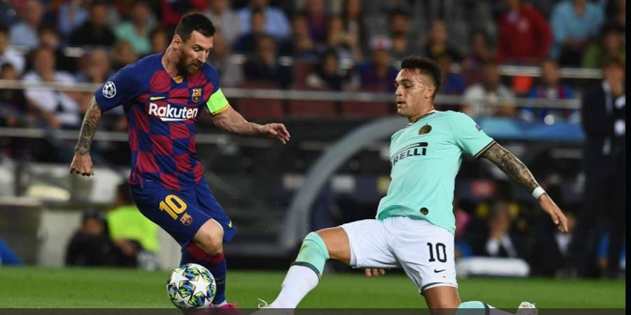 Inter Milan Akan Dibantu Sponsor untuk Rekrut Lionel Messi dari Barcelona