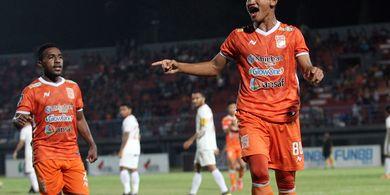 Borneo FC Tak Tanggung-tanggung dalam Mematok Target di Markas PSS Sleman