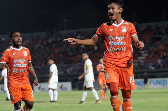 Striker Muda Borneo FC, Ulul Azmi.