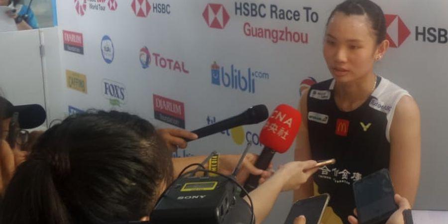 Hasil Fuzhou China Open 2019 - Putuskan Mundur, Tai Tzu Ying Gagal ke Final