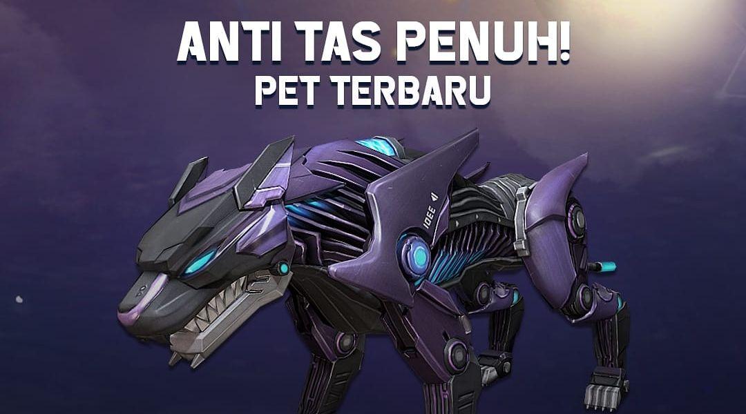 Anti Tas Penuh Kenalan Nih Sama Pet Terbaru Free Fire Night Panther Semua Halaman Grid Games