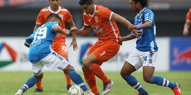 Polres Bandung Beri Rekomendasi Jadwal Baru Persib vs Borneo FC