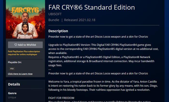 Bocor Far Cry 6 Ungkap Cuplikan Sinopsis Hingga Tanggal Rilisnya Grid Games