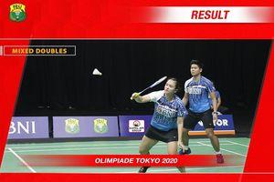 Olimpiade Tokyo 2020 - Rahasia WakilChina Kalahkan Praveen/Melati dengan Cepat