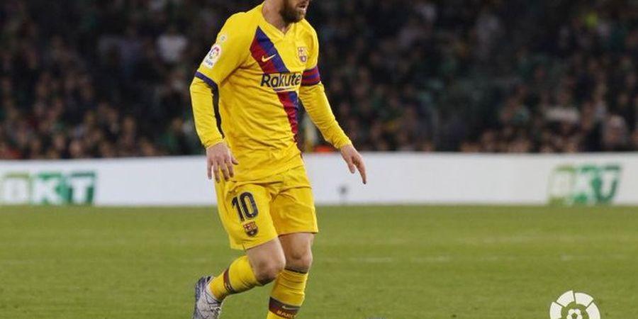 Malcom Ungkap Beban Berat Messi Mengubur Keburukan Barcelona