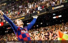 gara-gara griezmann, barcelona bisa dihukum laga tanpa penonton