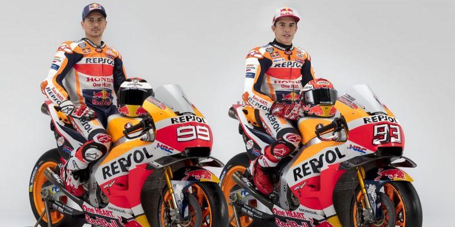 Jorge Lorenzo: Di Lintasan Lurus Honda Sudah Lebih Cepat dari Ducati