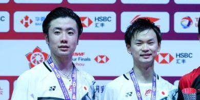 Olimpiade Tokyo 2020 - Rival Marcus/Kevin Bantai Lawan Pertama