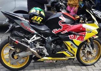 Heboh, Honda CBR250RR Modif Hedon Full Aksesoris Dijual, Pembeli Menang Banyak
