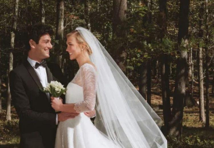 Enam Tahun Pacaran, Karlie Kloss Menikah dengan Joshua Kushner!